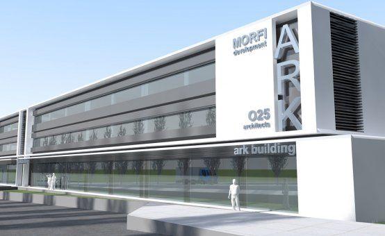 Morfi Office Building-Ark Building - Thessaloniki