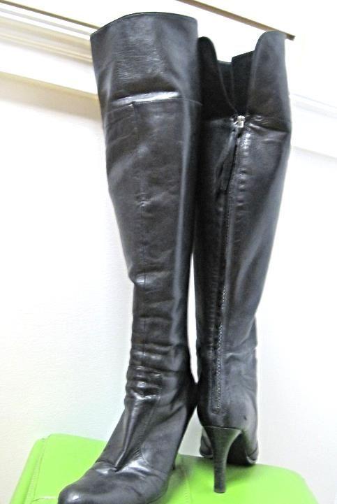 Item Title | Ralph Lauren over the knee bootsSize 8 1/2 | Trudie's+Treasures - Ho+Ho+Kus, NJ