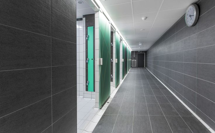Balaruc-les-Bains thermal baths in  France by DHA Architectes - done with ceramic tiles by AGROB BUCHTAL