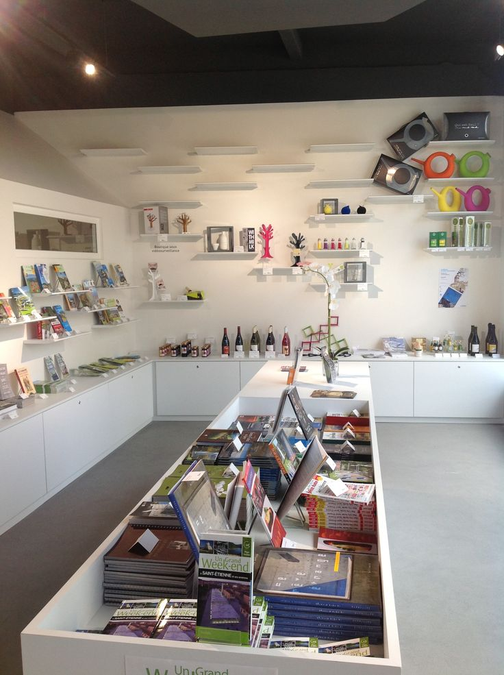 Nouvelle boutique design office de tourisme de saint etienne m tropole marion richez ot - Magasin deco saint etienne ...