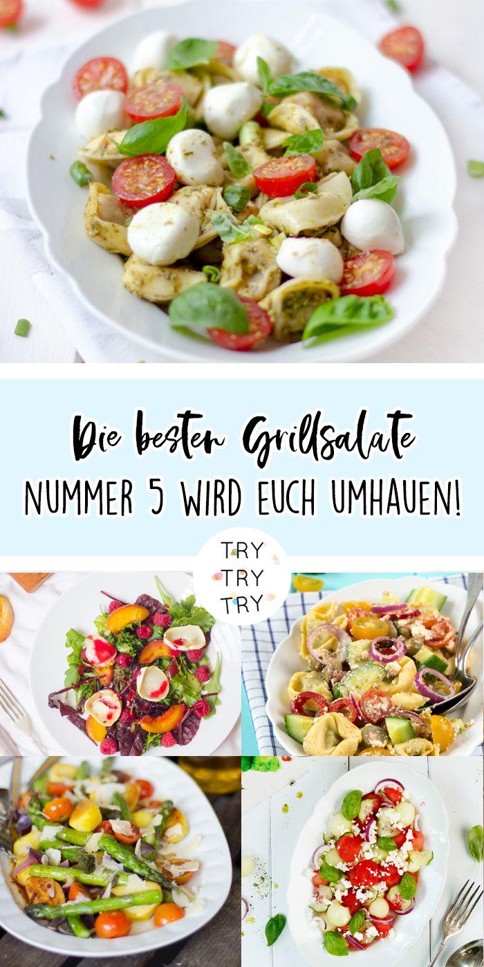 Die besten Grill-Salate
