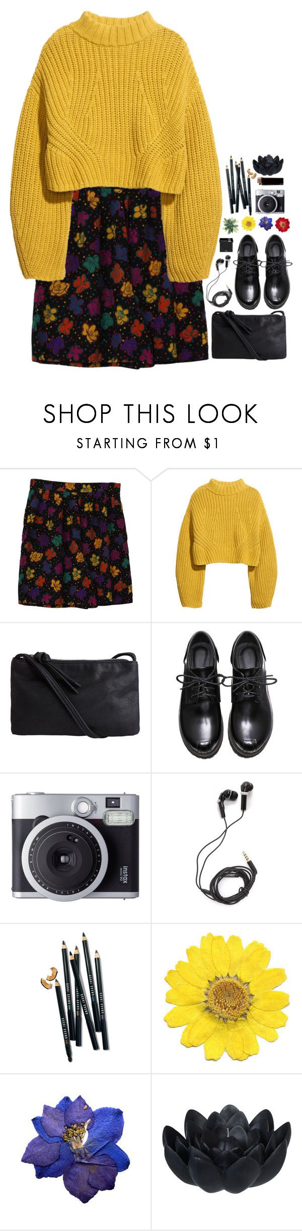 """""""she said my spirit doesn't move like it did before"""" by tanja-bp ❤ liked on Polyvore featuring Worthington, H&M, Pieces, Fujifilm, DEOS, Bobbi Brown Cosmetics, Grace, Sia and MAKE UP FOR EVER"""