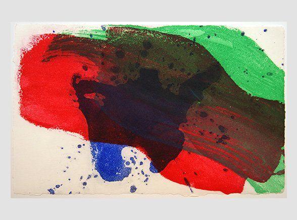 Howard Hodgkin | Prints | Works on Paper - Howard Hodgkin