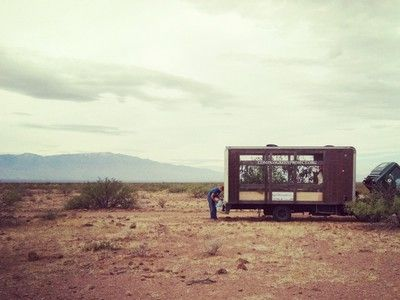 Mobile Greenhouse Runs on Waste Vegetable Oil, Teaches Kids Sustainable Practices (Interview)