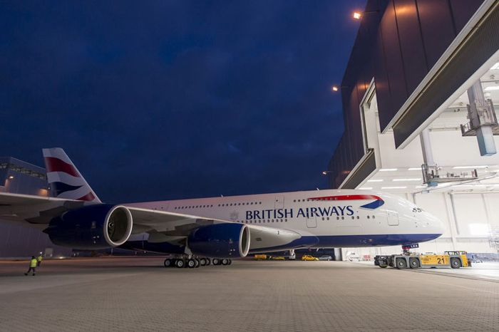 British Airways Airbus A380 Photos at Flightstory - Aviation Blog, News & Stories