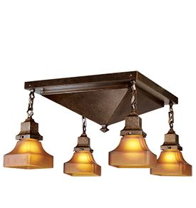 Interior Craftsman Bungalow Mission Arts And Crafts Style Lighting Old California Lantern Company Home Decor Ideas Interiors