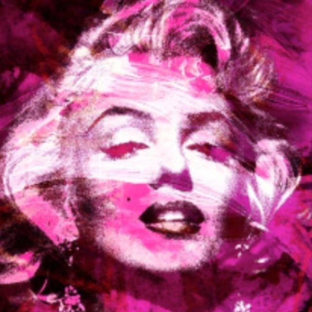 Marilyn Monroe by Gerben