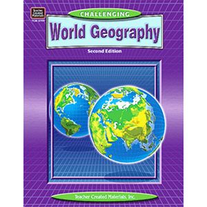 World Geography Book  - Maps and Activities
