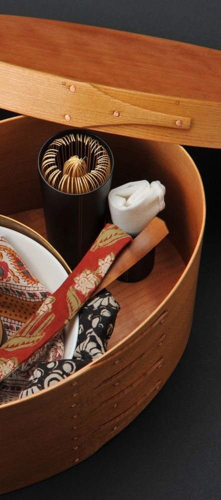 Japanese tea ceremony utensils