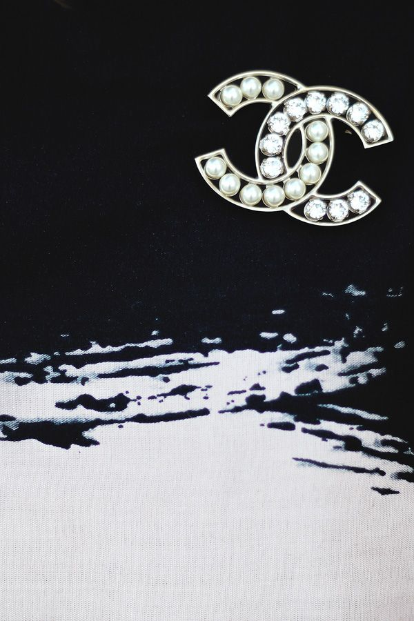 OUTFIT | PAINT STROKE www.dressupforarmageddon.com