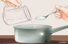 Muchos de ustedes probablemente ya saben que puede utilizar un jabón para lavar platos para combatir las manchas de grasa, pero esta sencilla mezcla le llevará al nivel superior de los quitamanchas caseros!    Las manchas que no se quitan con otros métodos y productos de limpieza fueron eliminad