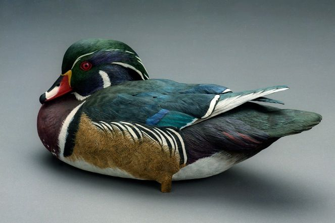 The Steven Fland Gallery - Decorative Decoys