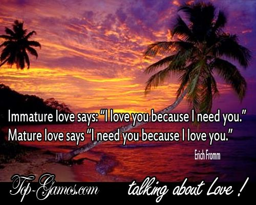 Love Quotes | Top-Gamos