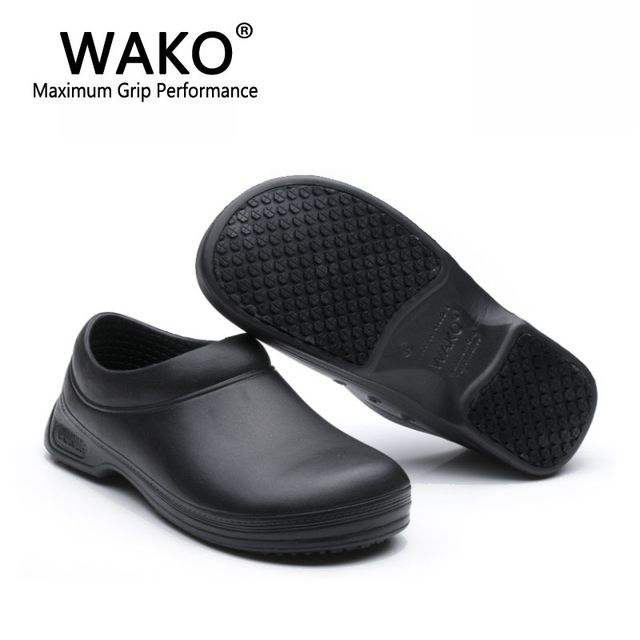 Cheap shoes for women, Buy Quality rubber shoes directly from China shoes  female Suppliers: man cook Chef work shoes non-slip shoes men's shoes  sandals ...