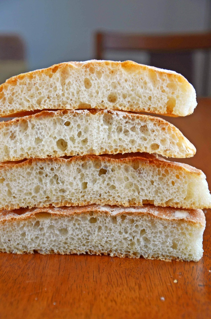 Ciabatta | Breads, Rolls and Biscuits | Pinterest