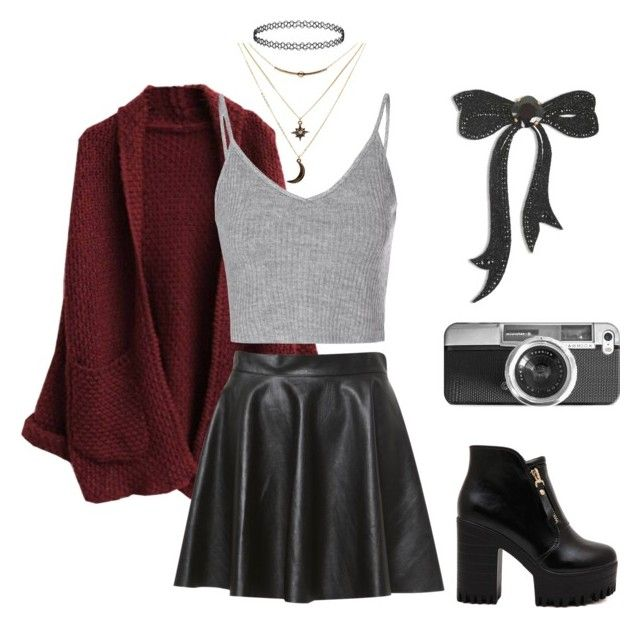 """""""Untitled #18"""" by monya-mr on Polyvore featuring Glamorous, Charlotte Russe, Casetify and MARBELLA"""