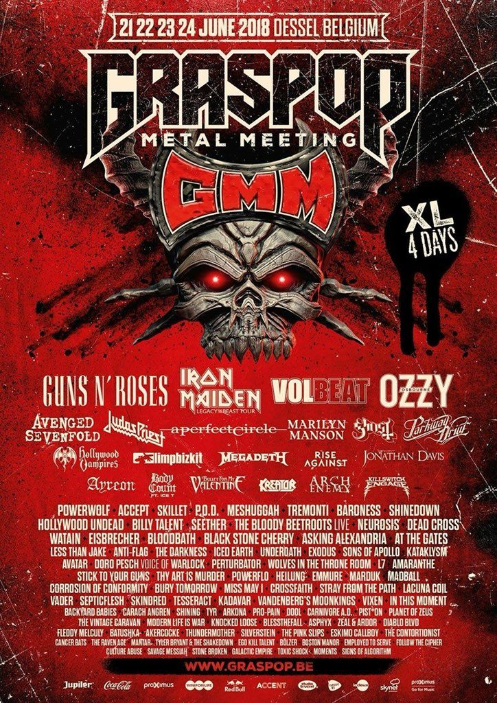 Rock N Stuff On Twitter Music Festival Poster Gig Posters Artist Album