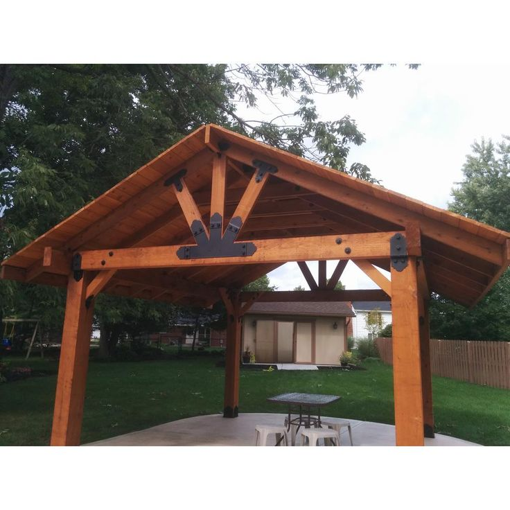 OWT Ornamental Wood Ties 26 in. x 18 in. 10:12 Pitch Black Galv. Steel Truss Base Fan Connector with 5 Laredo Sunset Truss Accent Plates