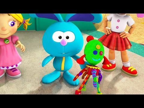 👧 Всё о Рози - Секретная миссия космического бегемота - Яркие веселые мультфильмы для детей - YouTube