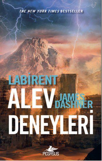 Labirent: Alev Deneyleri – James Dashner PDF E-kitap indir