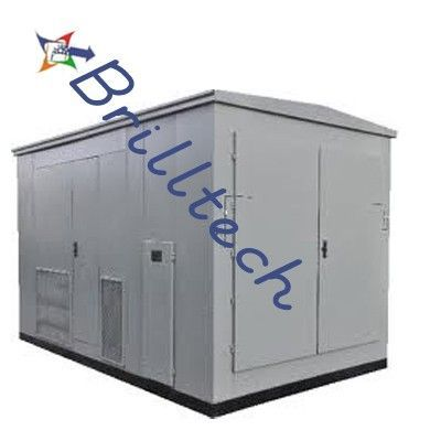 Package Substation | Unitized Package Substations | Package Substations Manufacturers, Supplier and Exporters - Brilltech Engineers