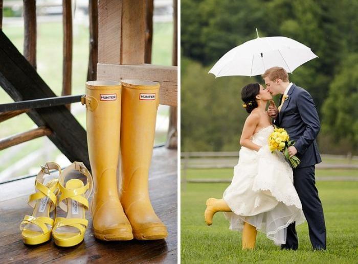 mariage heureux mariage robe pluvieux mariage photos mariage bottes pluie accessoires mariages cbp mariage pluvieux - Parapluie Mariage Pluvieux Mariage Heureux