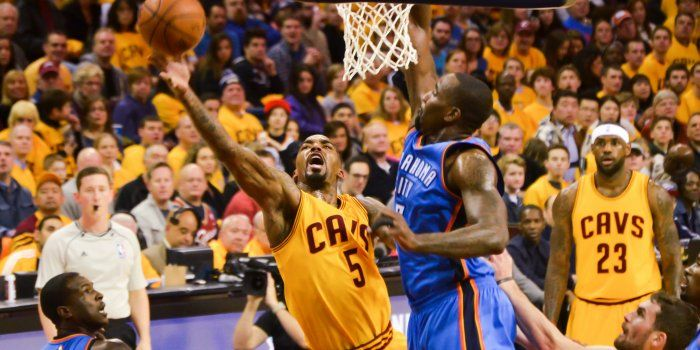 NBA Rumors: Cavs' J.R. Smith to sign $10M per year contract extension? - http://www.sportsrageous.com/nba/nba-rumors-jr-smith-sign-10m-contract-extension/40641/