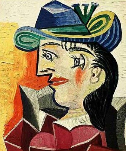 9 best images about Picasso faces on Pinterest