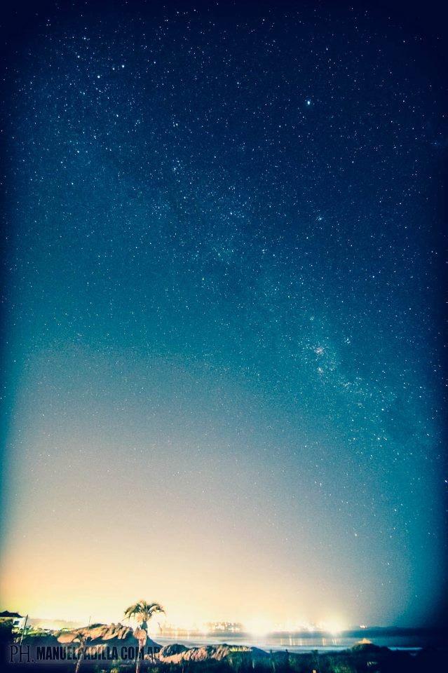 Punta del Este salpicado de Estrellas