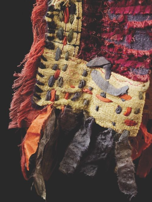 The controversial textiles of Jilli Blackwood. Image: Shannon Toft