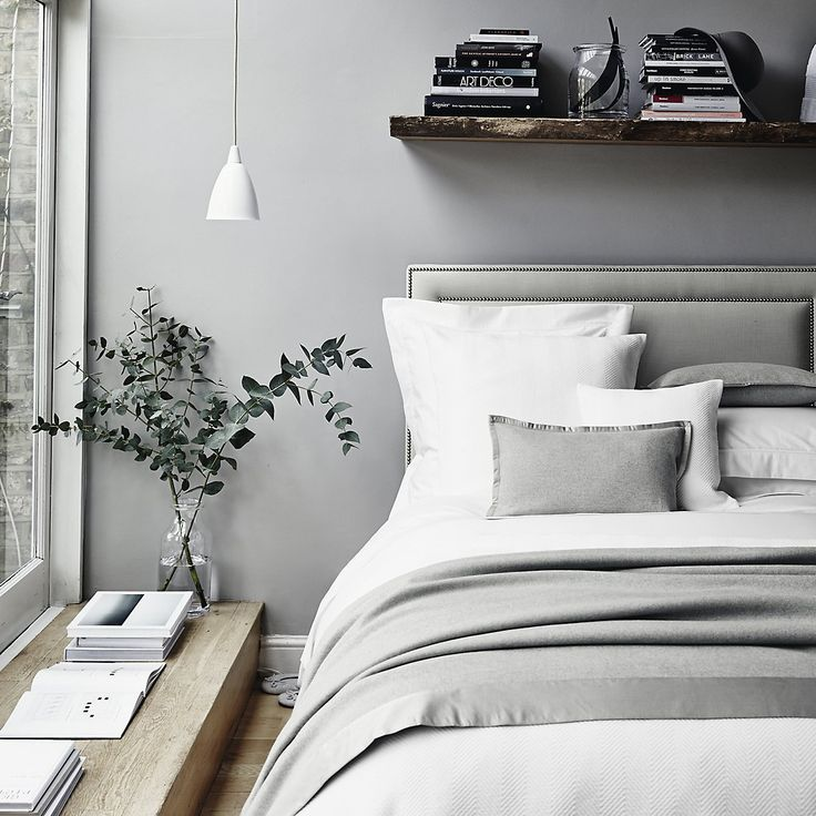 Addison Collection - Silver/Grey | The White Company