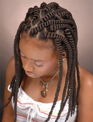 17 African Braids Hairstyles You Must See