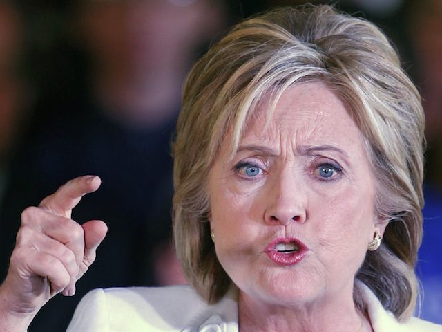 Hillary Calls for Investigation into Gas Company that Stopped Giving to Clinton Foundation