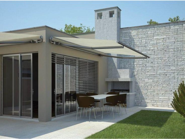 40 besten Gartenplanung Bilder auf Pinterest Garten terrasse - vorteile sonnensegel terrasse