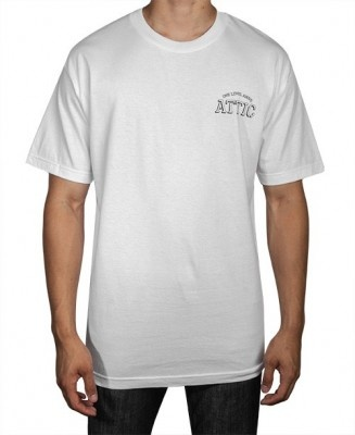 Attic - Breaking Bounds T-Shirt - $24