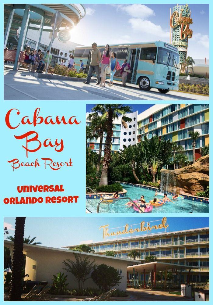 Cabana Bay a Universal Orlando Resort