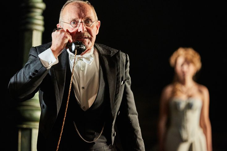 An Inspector Calls, An iconic thriller and an enduringly powerful play about conscience, consequences and class.  More info here: https://www.fromtheboxoffice.com/3FZW-an-inspector-calls/