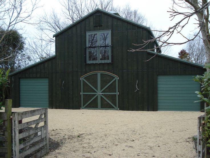 smart looking Customkit Barns