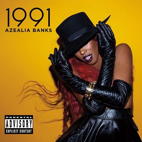 1991: Banks 1991, Music, Cover, Azealia Banks, Album, 1991 Ep, Ep 1991, 1991Ep