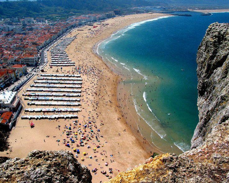 Portugal Strand im Portugal Reiseführer http://www.abenteurer.net/2731-portugal-reisefuehrer/