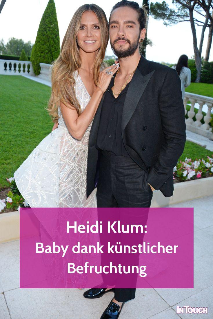 Heidi Klum Schwanger Dank Kunstlicher Befruchtung Heidi Klum Schwanger Klum Heidi Klum