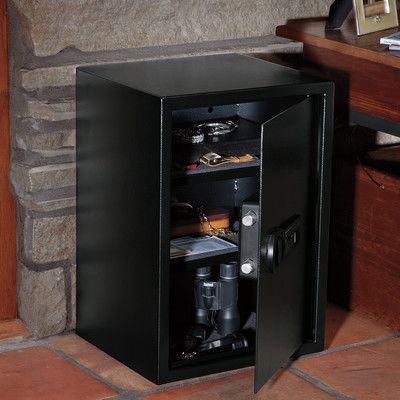 You'll love the Biometric Lock Commercial Security Safe at Wayfair - Great Deals on all Office  products with Free Shipping on most stuff, even the big stuff.