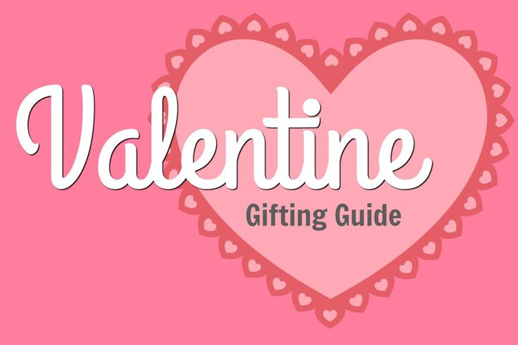 Great gifting guide for Valentine's Day.  Things to make or bake, read or wear.  Make gifting intentional!