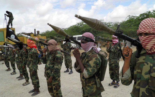 {  AL-SHABAAB EXECUTES FOUR ALLEGED 'CIA SPIES'  } #SOFREP.com ..... ''This attack was reminiscent of the suicide bombing at Forward Operation Base Marez in Mosul in 2003, where a member of Ansar al-Sunnah, who had links to Abu Musab al-Zarqawi, recruited a local Mosul man who was working as a mess hall worker.''......  http://sofrep.com/39415/al-shabaab-proclaims-execution-4-cia-spies/