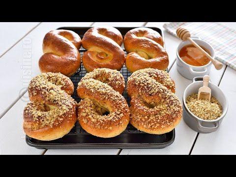 Mucenici umpluti cu nuca | Walnut stuffed bagels (CC Eng Sub) | JamilaCuisine - YouTube