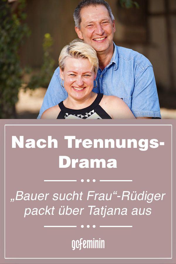 Nach Trennungsdrama Bauer Sucht Frau Rudiger Packt Uber Tatjana Aus Bauer Sucht Frau Hochzeit Hochzeit Ideen Unterhaltung Sucht