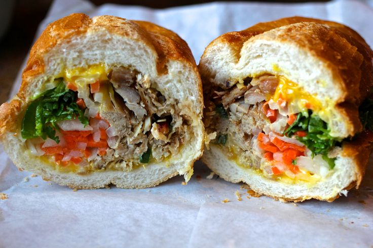 It is easy to see why bánh mì are so popular. A leftover influence from French colonization, these Vietnamese sandwiches are inexpensive and bursting with great flavors and textures. Here is a list of ten unique bánh mì shops in the South Bay.
