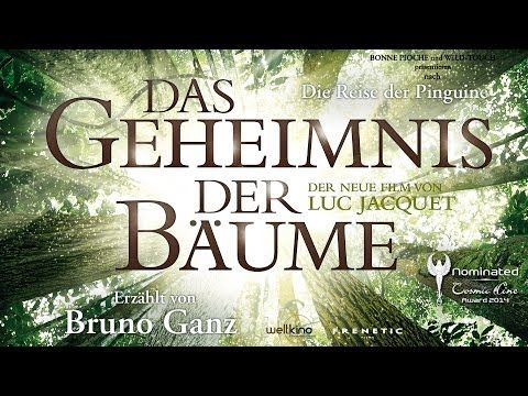 DAS GEHEIMNIS DER BÄUME - Trailer Deutsch - WINNER Cosmic Angel Award 2014 Jury- Publikumspreis - YouTube
