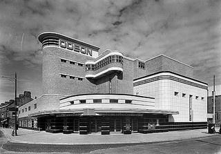 Odeon Cinema, Euston Road, Morecambe, Lancashire