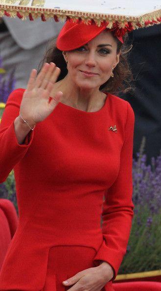 Kate Middleton, Douches of Cambridge